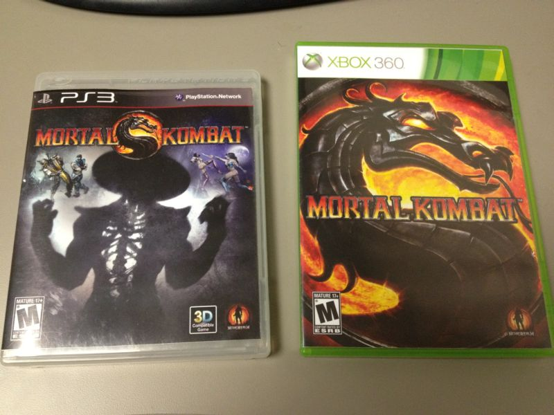 Exactly one year has passed since the release of Mortal Kombat 9 for PlayStation 3 and XBox 360. For this anniversary series co-creator Ed Boon released two ...