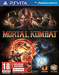 Mortal Kombat 9 for PlayStation Vita Cover