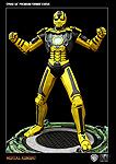 Cyrax Collectible Statue