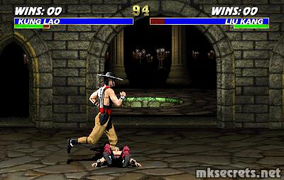 Mortal Kombat Secrets: Ultimate Mortal Kombat 3 - Glitches